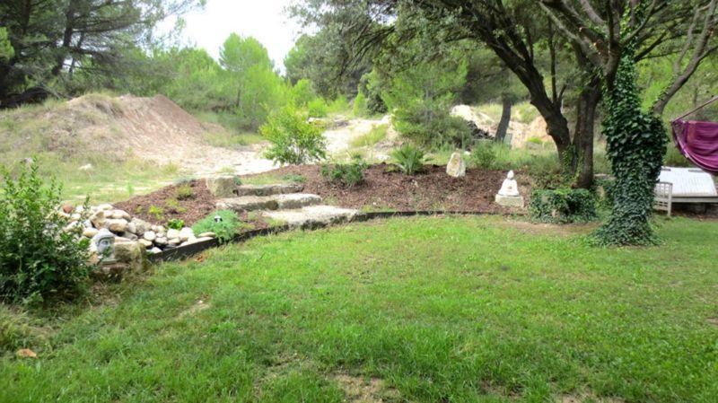 Avant apr s jardin paysagistes paysagiste architecte paysagiste avant jardin du rigaou - Castorama jardin zen aixen provence ...