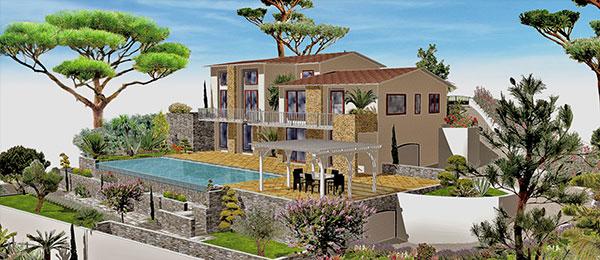 R f rences jardin paysagistes paysagiste architecte for Architecte jardin 3d